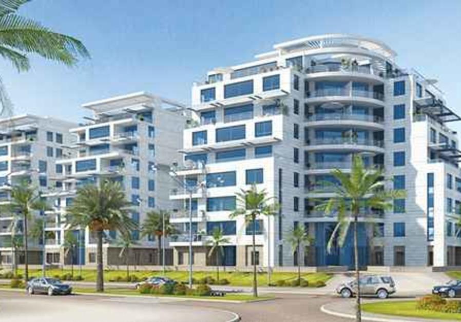 Hadera neighborhood plans