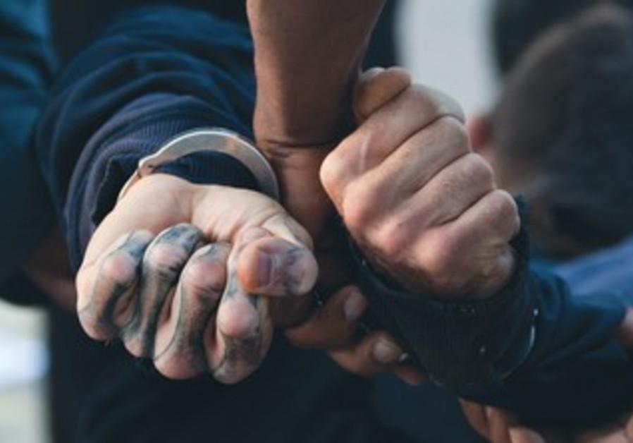Arrest [illustrative].