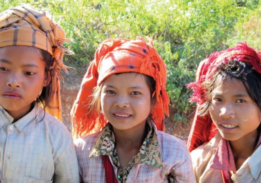 85% OF Myanmar's slavery victims are young women