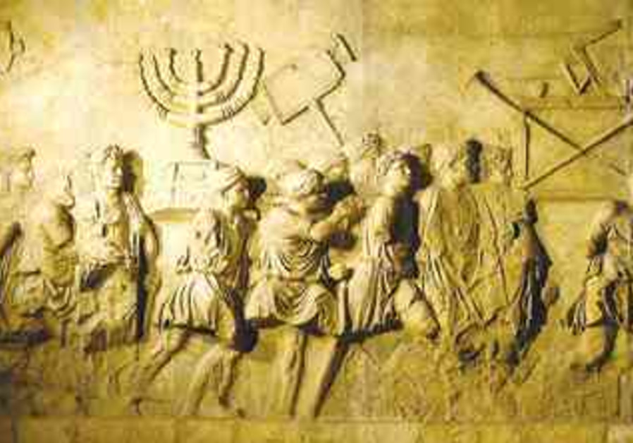 Ancient Hebrew carvings