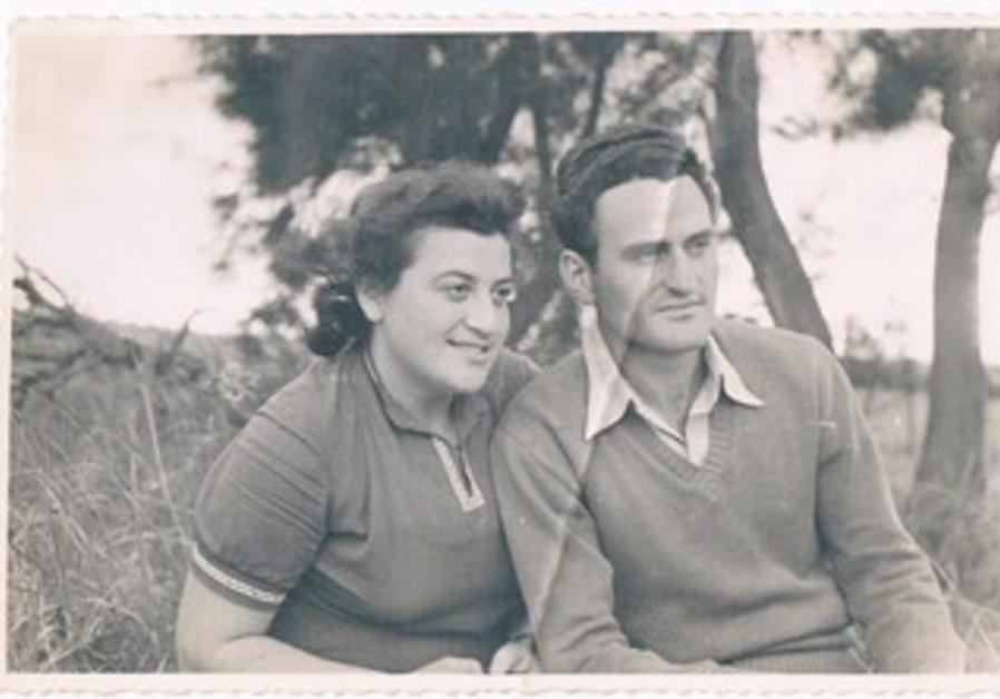 Tzvi and Loti Goldner.