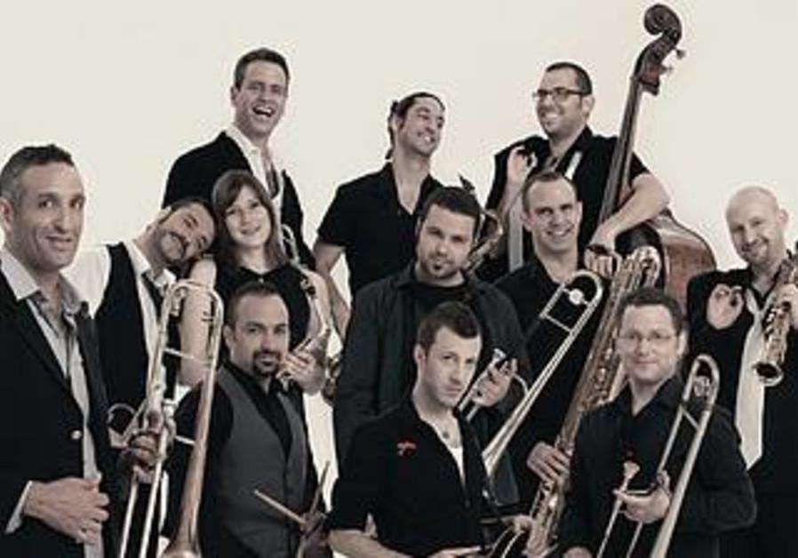The Avi Lebovich Orchestra