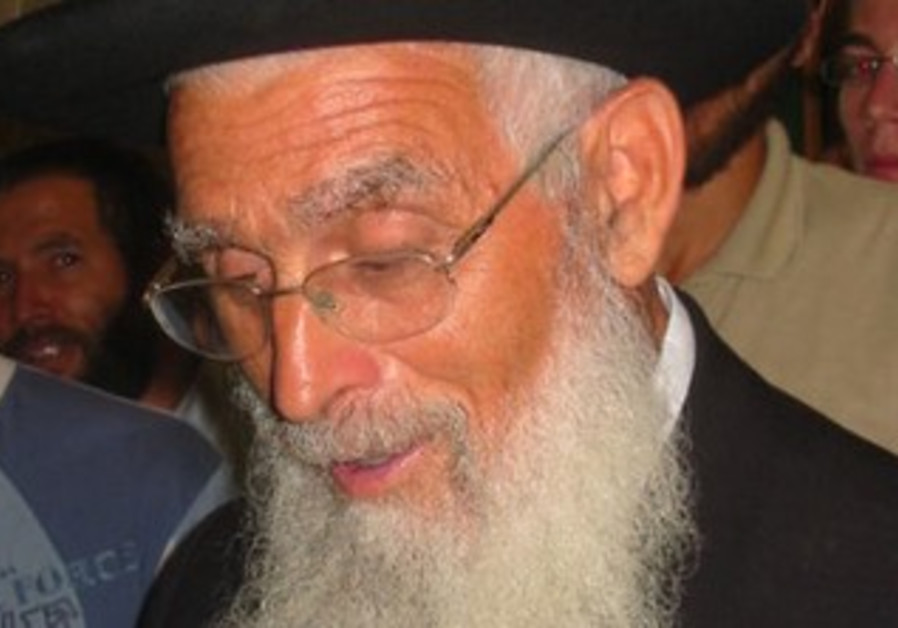 Rabbi Yaakov Ariel.