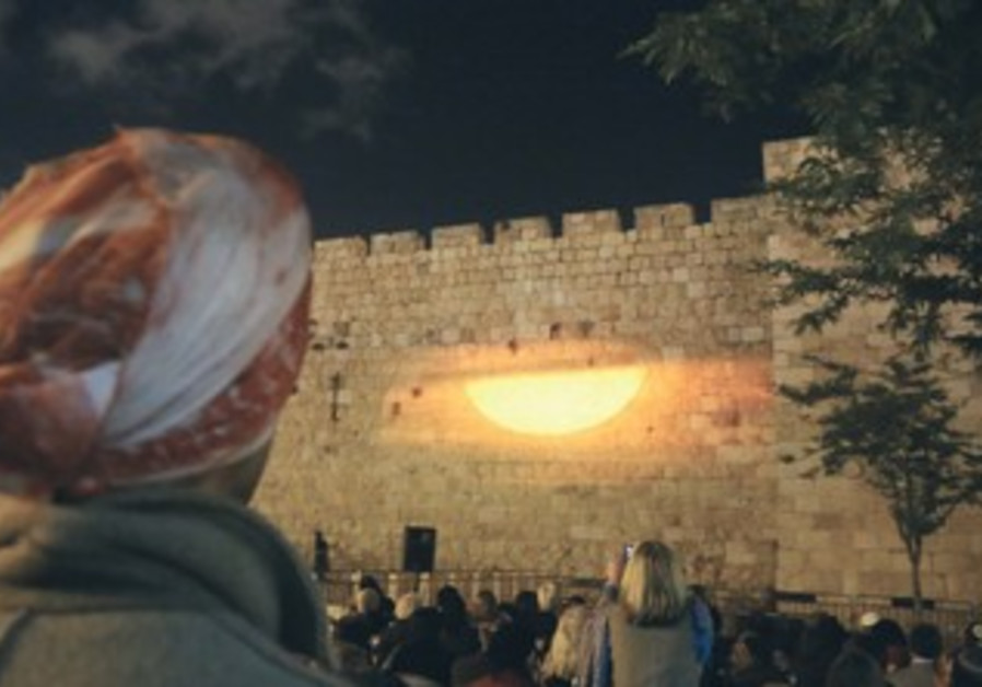 Jerusalem's first international green and accessible pilgrimage symposium.