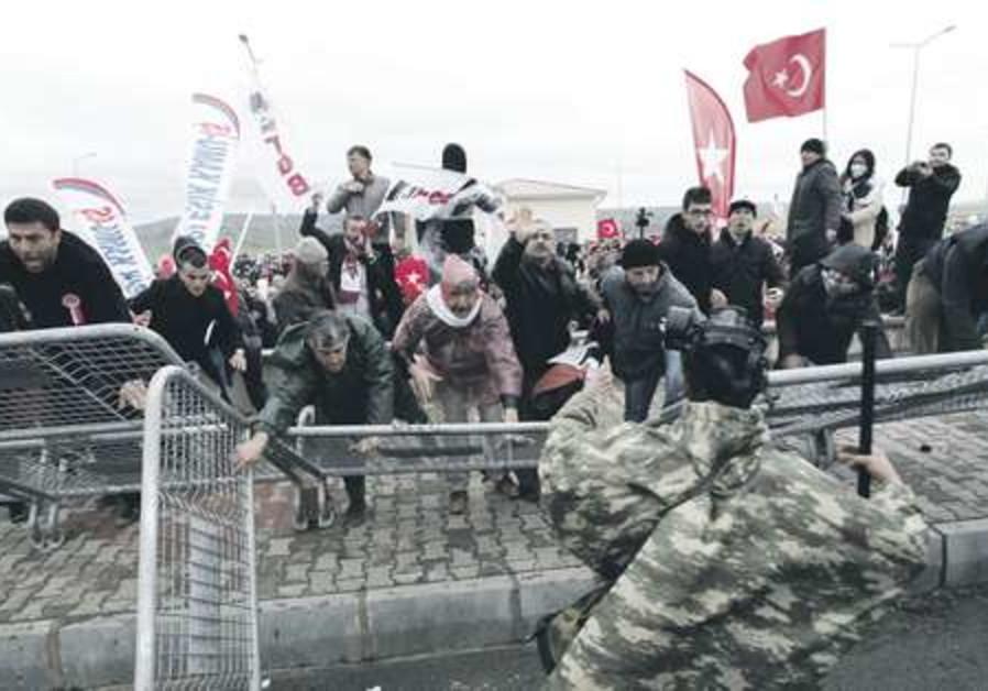 Turkish Riot