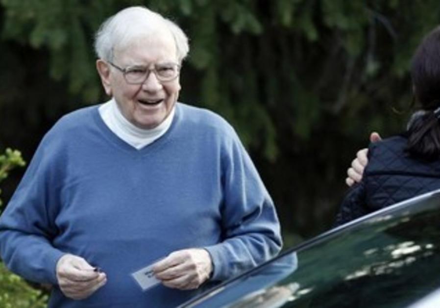 Berkshire Hathaway CEO Warren Buffett