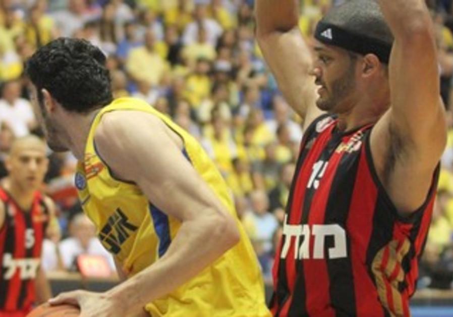 Maccabi Tel Aviv vs. Hapoel Jerusalem