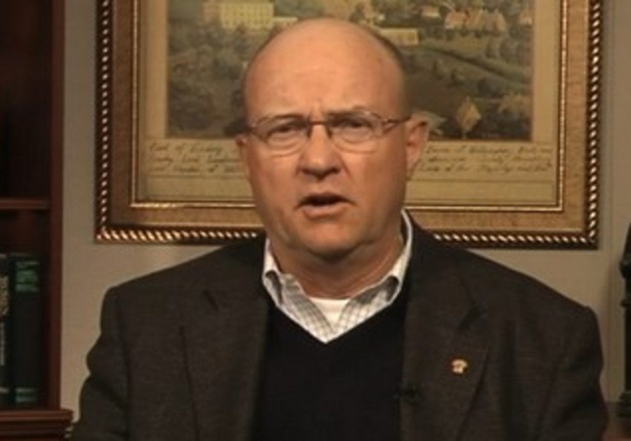 Retired Col. Lawrence Wilkerson.