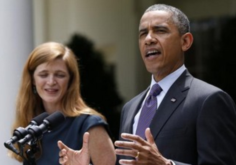 Samantha Power has received Obama's vote to become the new US ambassador to the US.