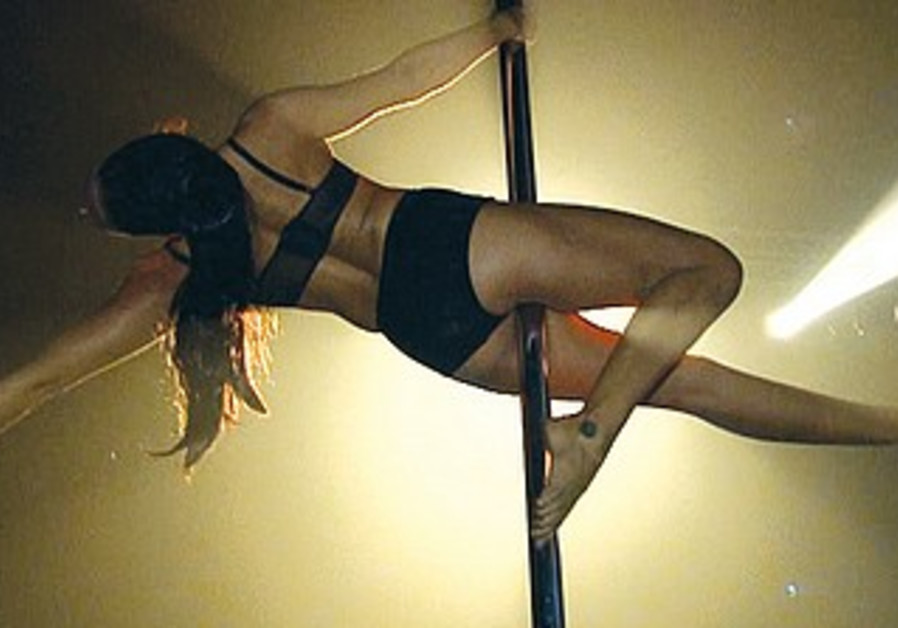 Pole, Dancer and a Movie