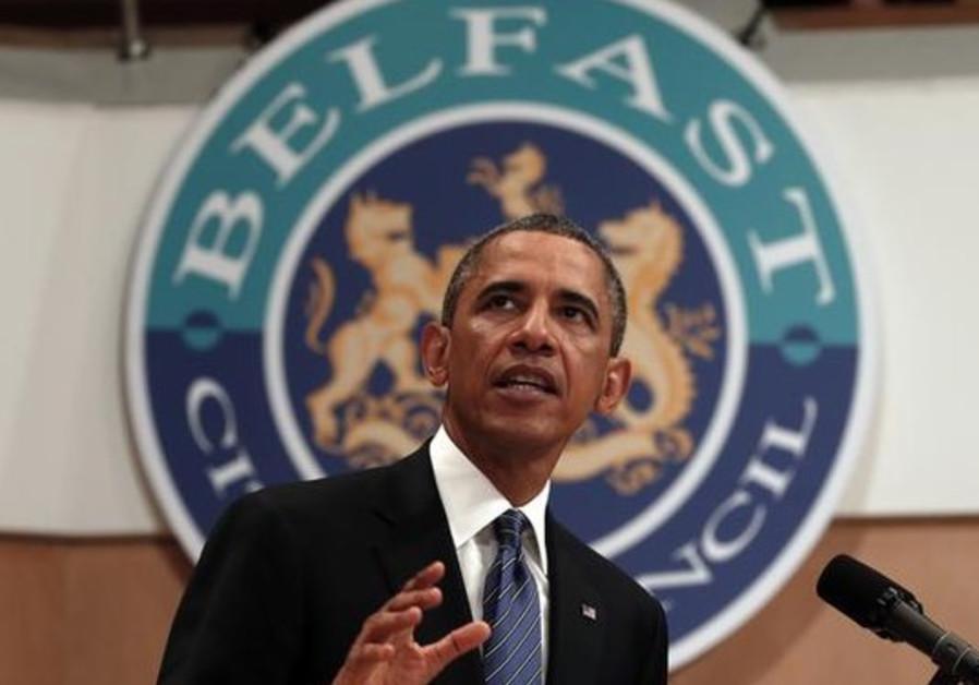 US President Barack Obama, June 17, 2013.