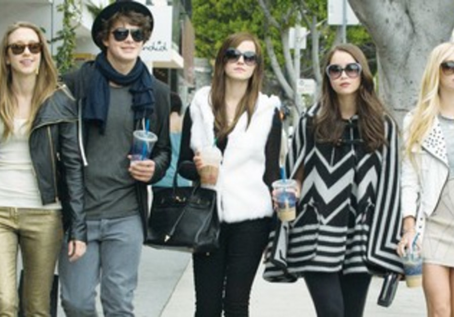 A scene from Sofia Coppola's The Bling Ring.