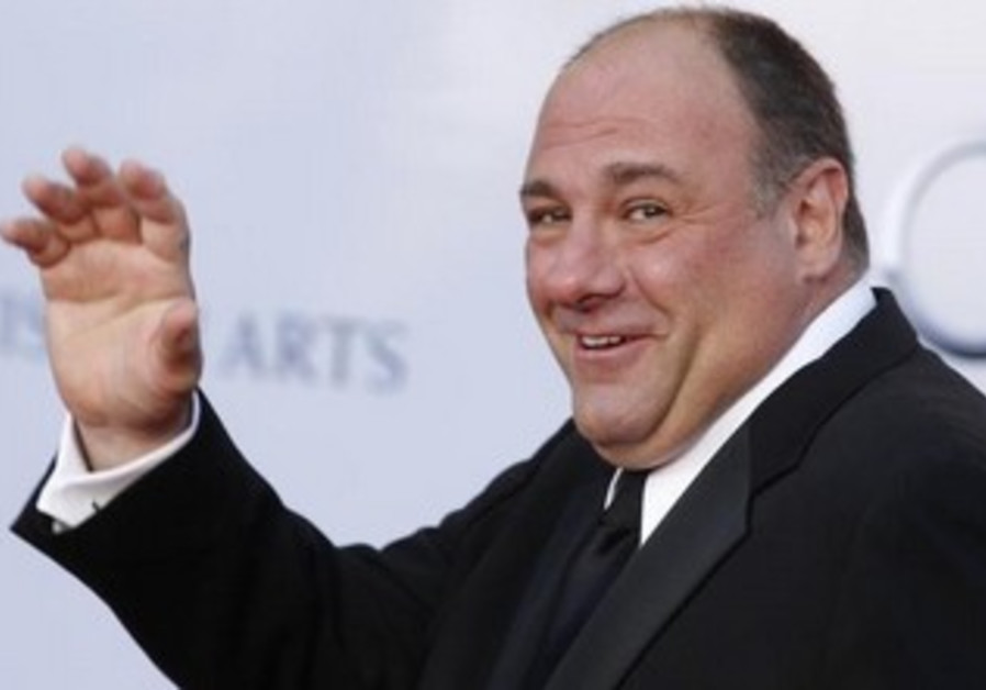 James Gandolfini at the BAFTA Brits to Watch event in Los Angeles, July 9, 2011.