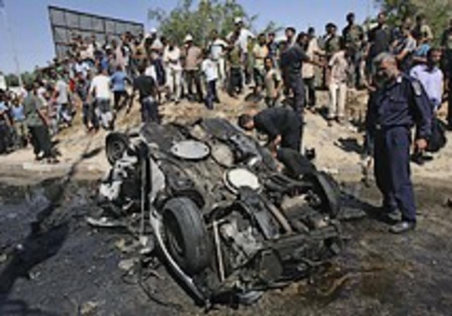 Dughmush's death pleases both Fatah, Hamas