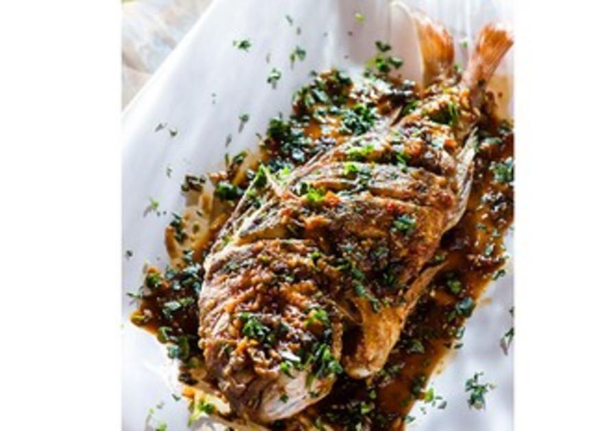 Whole Crispy Fish