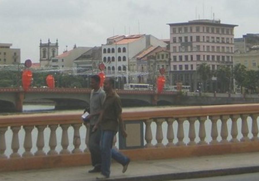 Recife, Brazil [file]