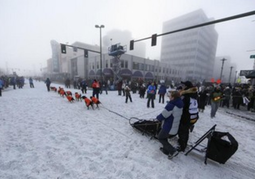 Downtown Anchorage, Alaska