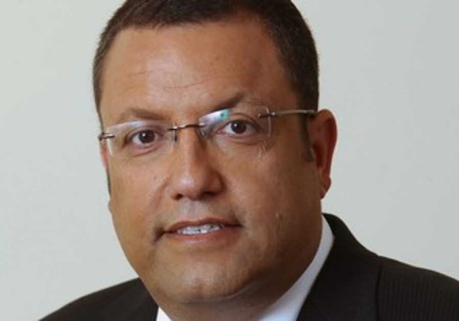 Jerusalem Development Authority chairman Moshe Leon.