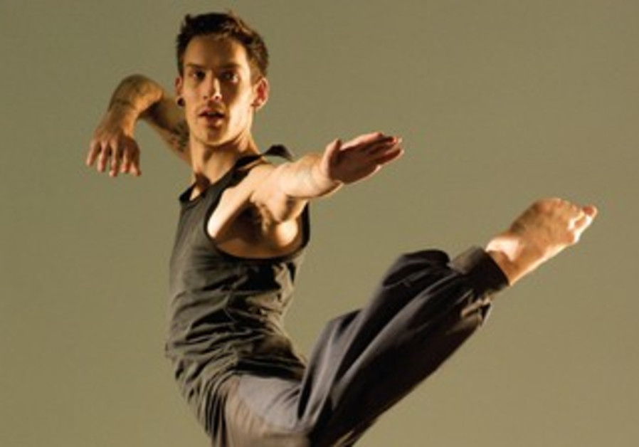 """""""Weightless"""", part of the annual Hot Dance Festival"""