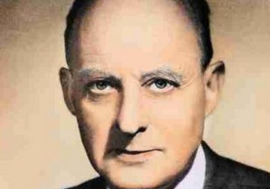 Reinhold Niebuhr.