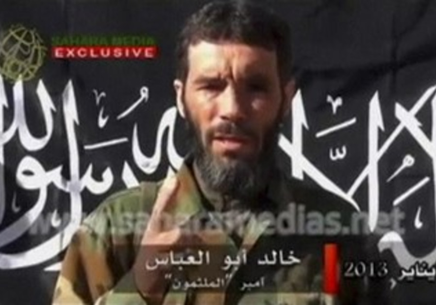 Veteran al-Qaida  jihadist Mokhtar Belmokhtar