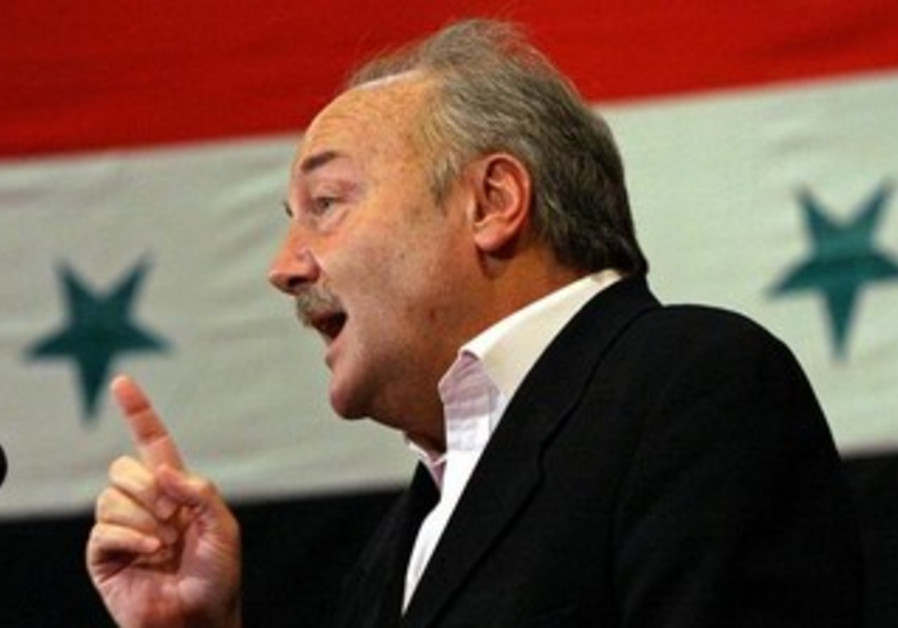 British MP George Galloway