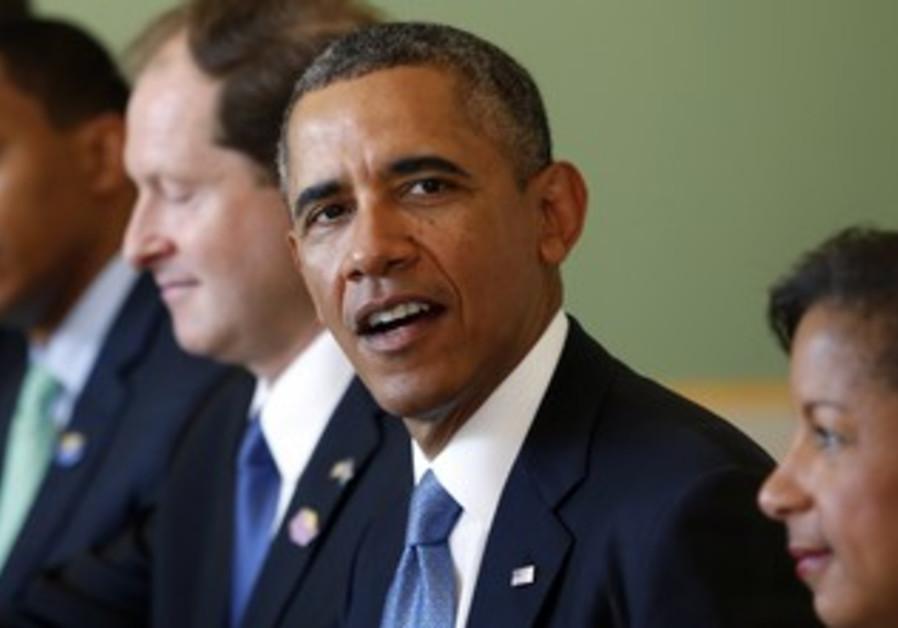 US President Barack Obama, September 4, 2013
