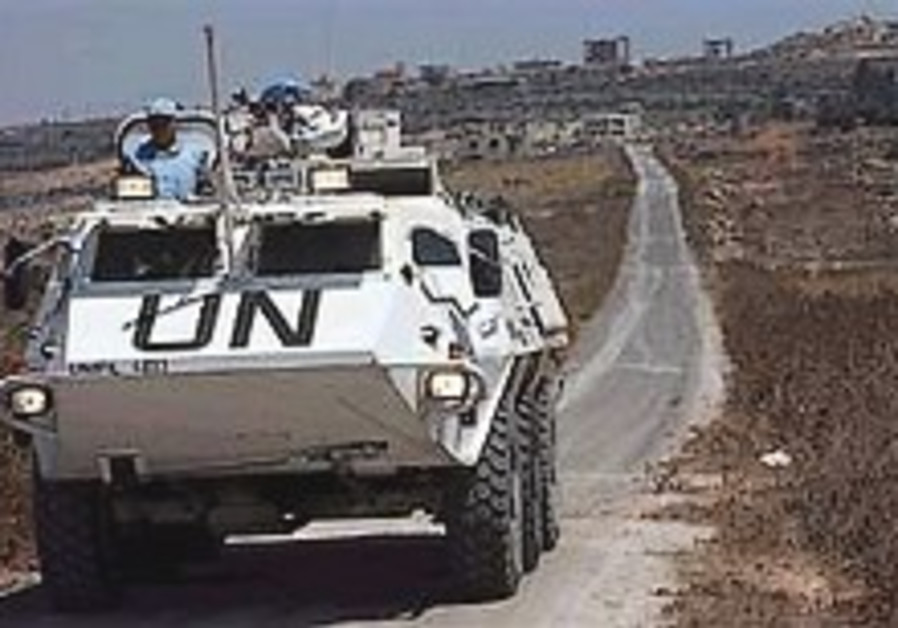 Israel concerned about UNIFIL takeover