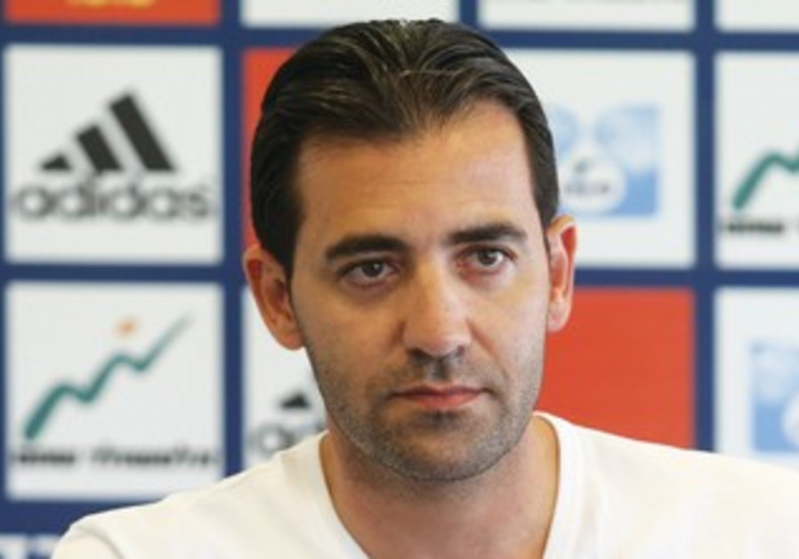 Israeli player agent Dudu Dahan