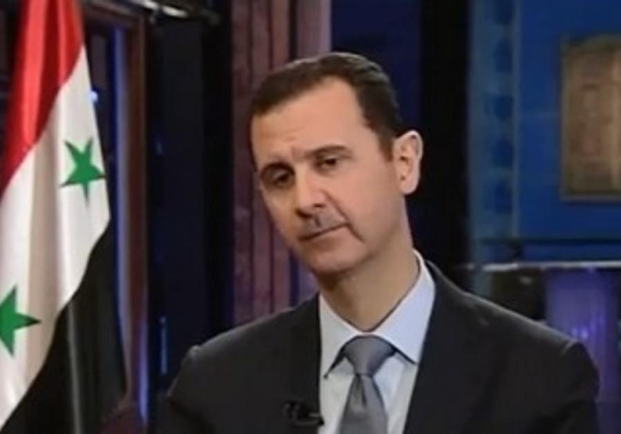 Syrian President Bashar Assad in Fox News interview, September 18, 2013