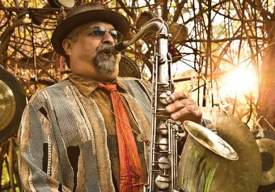 Saxophonist Joe Lovano