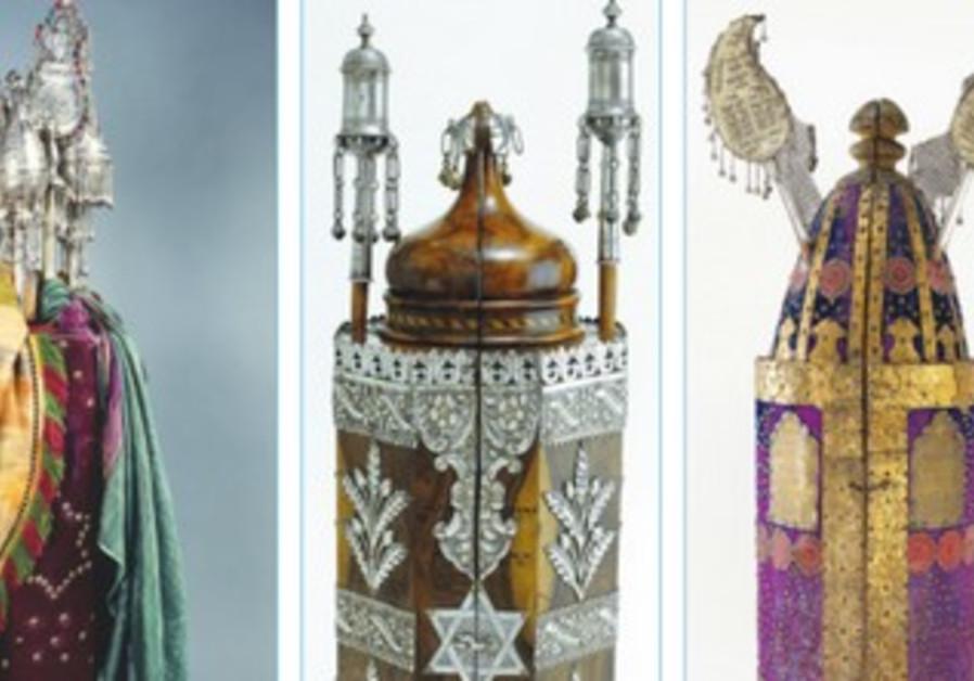 Torah scrolls around the world