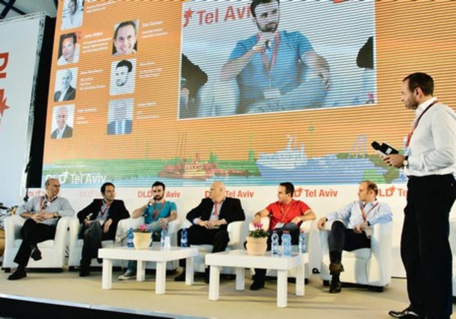 DLD conference in Tel Aviv