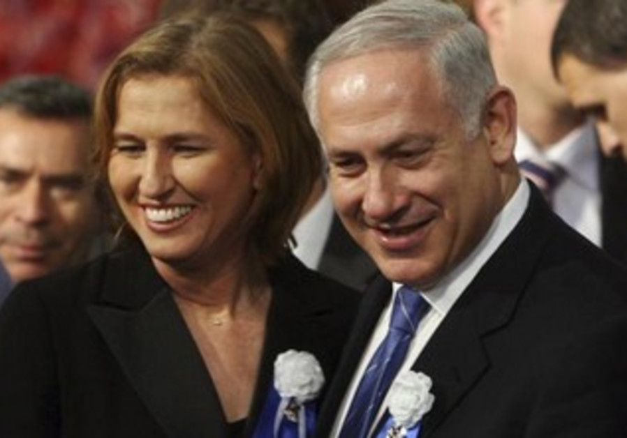 PM and Livni