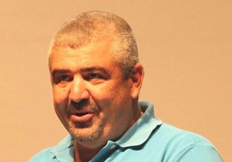Shlomo Lahiani, Bat Yam Mayor.