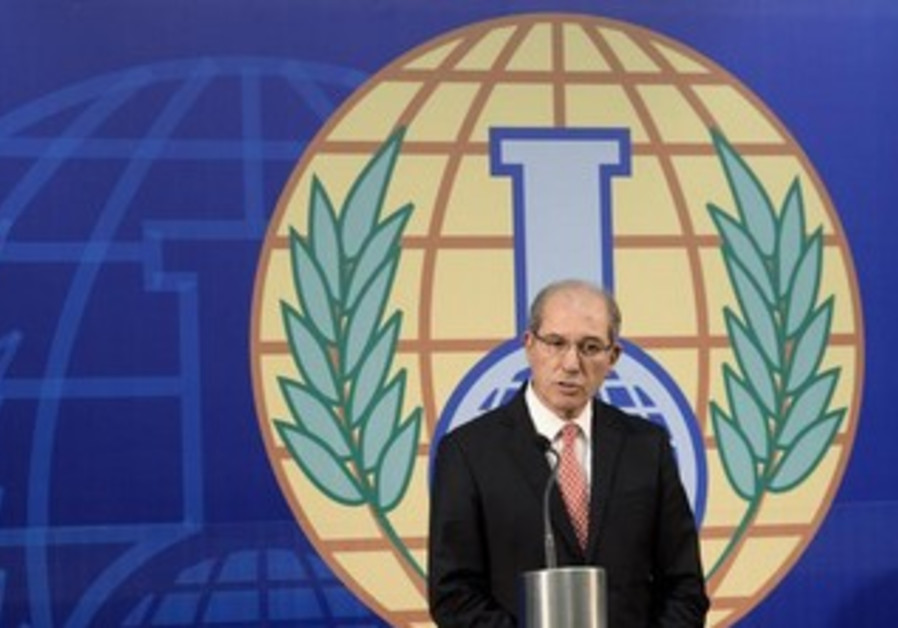 Organization for the Prohibition of Chemical Weapons (OPCW) Director General Ahmet Uzumcu.