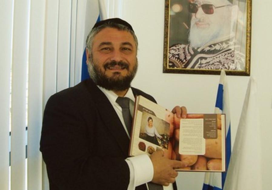 Beit Shemesh Mayor Moshe Abutbol