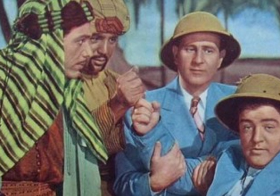 Lost in a harem: 1944, Abbot and Costello classic