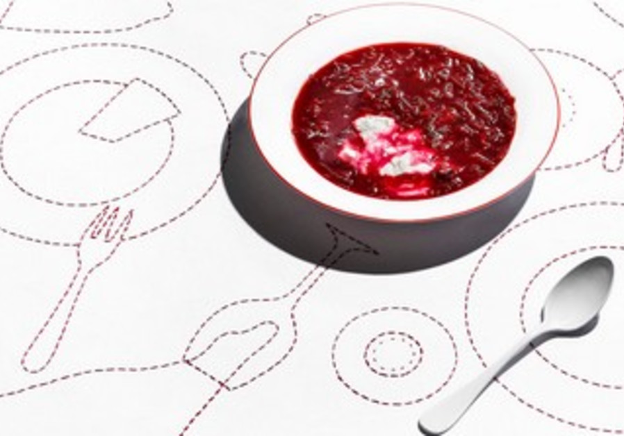 Traditional Polish Borscht