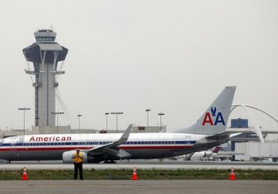 Los Angeles International Airport (LAX).