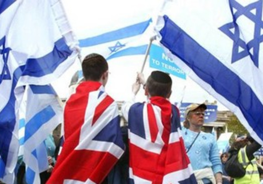 Israel and Great Britian.