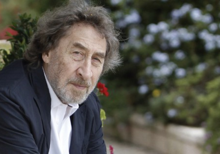 Novelist Jacobson is a vigorous combatant against British anti-Zionism