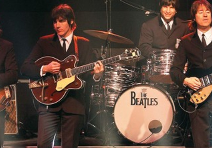 Beatles tribute band Twist and Shout.
