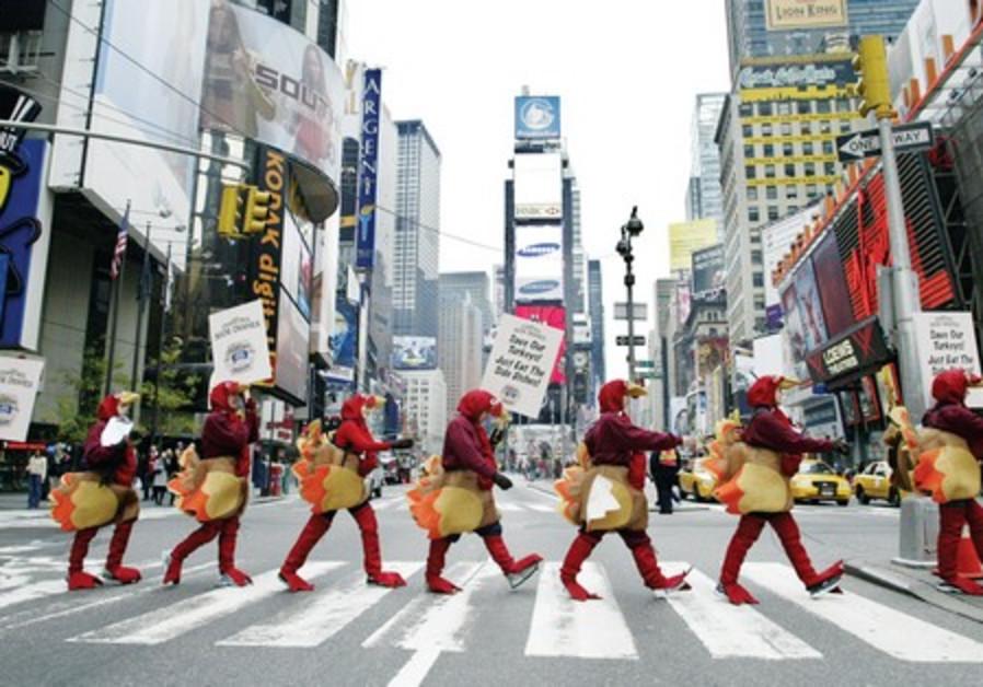 Turkey and the Macy's Day Parade