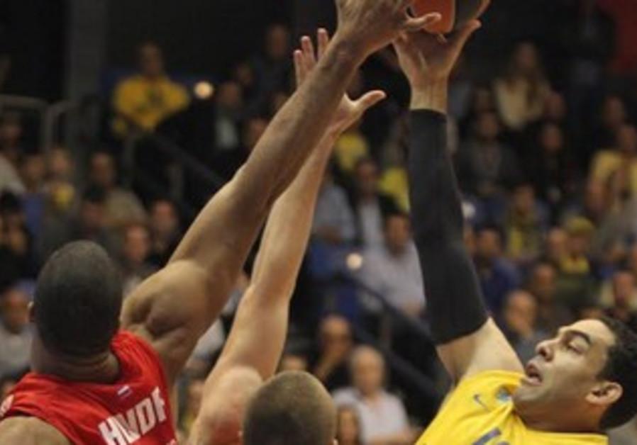 David Blu, Maccabi Tel Aviv