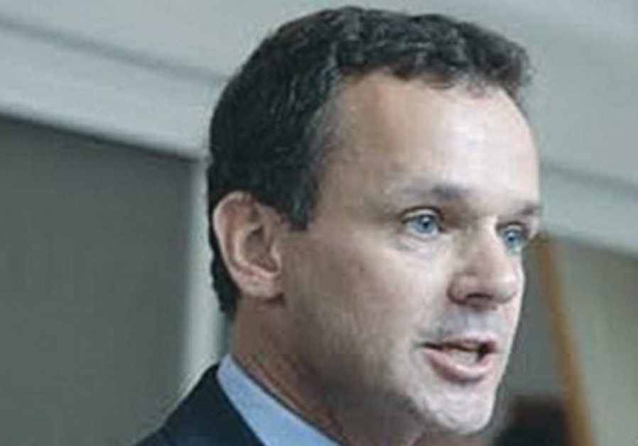 Dutch Ambassador Casper Veldkamp.