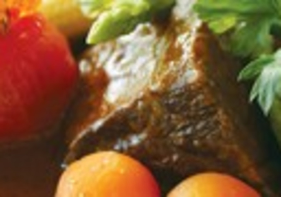Photo of beef stew.