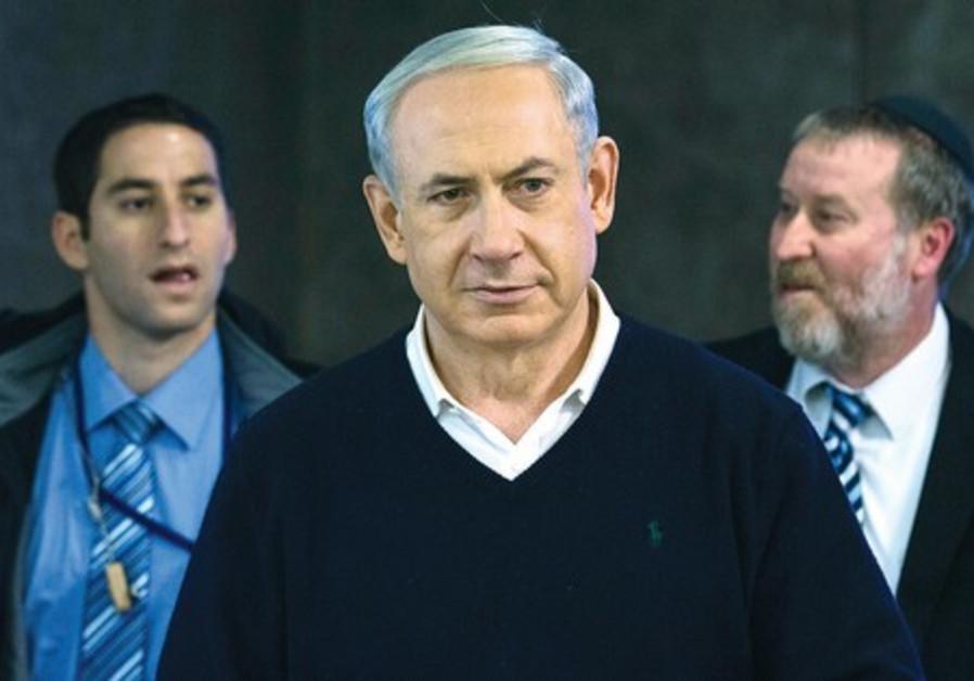 'Dar Al Khaleej' claims PM Netanyahu's isolation outside Israel has become internal as well.