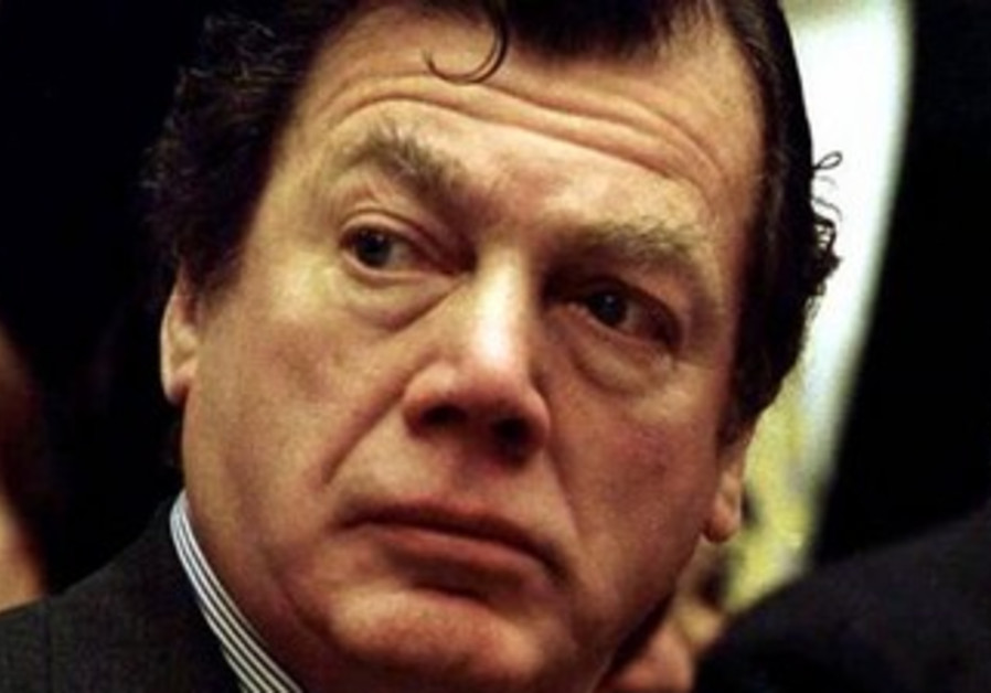 Edgar Bronfman in 1996