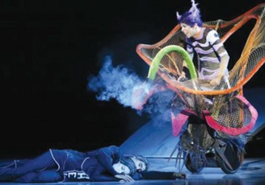 'The Nutcracker' performed by Ballet De Monte Carlo.